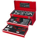 GV Tools 204 Piece Tool Kit in 2 Drawer Set $49 @ Repco (VIP/IGNITION Membership Required)