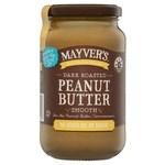 ½ Price - Mayver's Natural Peanut Butter 375g $2.50 @ Coles