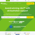 First Month Free @ Aussie Broadband (New Customers Only, Excludes NBN 150/250)