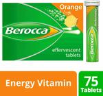 Berocca 75 Pack $14.69 (with Subscribe & Save) + Delivery ($0 with Prime/ $39 Spend) @ Amazon AU