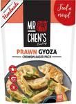 ½ Price: Mr Chen's Prawn Gyoza 1kg, Pork & Prawn Dumplings 1kg,  Prawn Hargow 1kg, Seafood Selection 904g $10.50 @ Woolworths