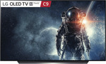 "LG OLED65C9PTA 65"" OLED TV $2796 Free Delivery @ The Good Guys"