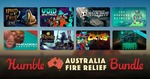 [PC] - Steam - Humble Bundle - Australia Fire Relief Bundle - Pay What You Want (US $25 to Get Steam Keys)