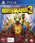 [PS4] Borderlands 3 $37.83 + Delivery ($0 with Prime/ $39 Spend) @ Amazon AU