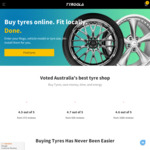 Tyroola Click Frenzy Deal 15% off