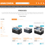 Dometic Waeco CFX95 Dual Zone Wi-Fi Fridge $1299 and More @ Anaconda