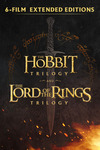 The Lord of The Rings & The Hobbit Trilogies - Extended Editions (6 Movies) $44.99 (Usually $39.99 for Each Trilogy) @ iTunes