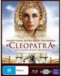 Cleopatra (50th Anniversary Edition) Blu-Ray $6.98 + $1.99 Shipping @ JB Hi-Fi
