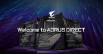 Win an Intel Z490 PC Worth $2,300 or 1 of 4 Gigabyte Monitors/AORUS Robots from AORUS