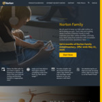 [PC] Free - 6 Months Access to Norton Family (Was $49.99/Year) @ Norton