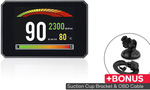 Kogan OBD II and Diagnostic Head Up Display $21.99 (Free Shipping) @ Kogan