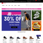 Click Frenzy Sale - Further 30% off Everything (Free Shipping over $79) @ Shoe Warehouse Online