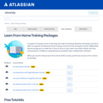 Atlassian Free Learn from Home Training Packages (Was $300-$400 Each)
