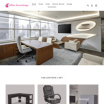5% off Sitewide + Free Shipping @ Office Furnishings