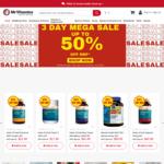 21-55% off Sitewide (e.g. Manuka Health MGO 250+ Honey 1KG $69.95, Herbs Of Gold Echinacea 4K Complex 60T $22.48) @ Mr Vitamins