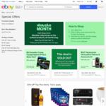 [eBay Plus] AirPods $99, Beats Powerbeats Pro $199, Ring Floodlight Cam $199, LEGO Stars Wars $49, Kodak Pixpro SP360 $49