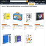 Up to 25% off BIC Gifting Kits + Delivery ($0 w/Prime /$39+) @ Amazon AU (e.g. BIC Silver Writing Set $10.60 (Was $14.14))