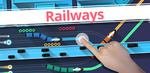 [Android, iOS] $0: Railways @ Google Play & Apple App Store (Expired)