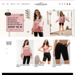 $100 off $150+ Spend Online @ Lorna Jane