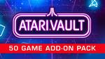 [PC] Steam - Atari Vault 50 Game Add-on Pack - $3.75 - Fanatical
