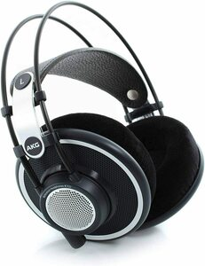 AKG 702 Pro Professional Headphones $185.41+Delivery @ Amzon UK via Amazon AU thumbnail