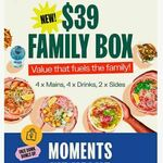 Family Meal Deal $39 for 4 Bowls, 2 Sides, 4 Regular Drinks @ Roll'd via Orderup (Web) (Savings of up to $36) (Excludes VIC)