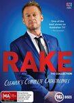 Rake: Season 1-5 Collection (DVD) $64.40 Delivered @ Amazon AU