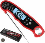 Reayou Meat Thermometer $12.74 + Delivery ($0 with Prime/ $39 Spend) @ Sparks Au via Amazon