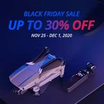 DJI Black Friday Sale: Mavic Air 2 $1399, Mavic Mini $539, Mavic 2 Pro $2399 + More @ DJI Store