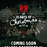 Free Large Chips, 10PK Nuggets, Dessert (Requires Min $15 Purchase) during 25 Days of Christmas @ Red Rooster (Red Royalty Req)