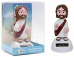 Solar Powered Dancing Jesus $6.95 + Bonus Dancing Rasta Man (+ P&H) @ Smooth Sales