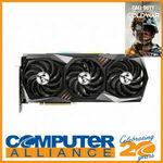 [eBay Plus] MSI GeForce RTX 3090 GAMING X TRIO $2,672.10 Delivered @ Computer Alliance eBay
