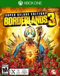 [XB1] Borderlands 3 Super Deluxe Edition $28.72 + Delivery ($0 with Prime & $49 Spend) @ Amazon US via AU
