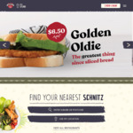 Free Plain & Simple Sandwich with $3+ Spend for New App Users @ Schnitz