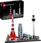 LEGO Architecture Skyline Collection - Tokyo (21051) - $59 (RRP $79.99) Delivered @ Amazon AU