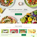 $70 HelloFresh Credit off First Box + $9.99 Delivery (New Customers Only) @ HelloFresh