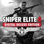 [PS4] Sniper Elite 4 $9.99 (was $99.95)/Sniper Elite 4 Digital Deluxe Edition $14.49 (was $144.95) - PlayStation Store