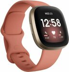 Fitbit Versa 3 (3 Colours, RRP $399.95) from $264.82 + $9.10 Delivery ($0 with Prime) @ Amazon US via AU