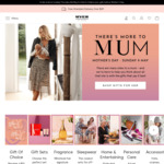 Bonus $10 for Every $100 You Spend on Gift Cards @ Myer