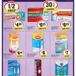 50% off Nurofen Cold & Flu Tablets 12pk $4.50 @ (Supa) IGA