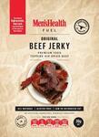 Men's Health Fuel Beef Jerky 30g Snack Packs $2.98 + Delivery @ The Supplement Shop