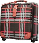 Chicago Checkered Overnight Travel Bag $109.98 (Was $219.90, 50% off) Delivered @ Vera May