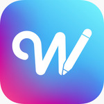 [iOS] Free - Writey: Practice Handwriting - Apple Store