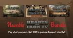 [PC] Steam - Hearts of Iron IV Bundle - $1.34/$12.91 (BTA)/$24.12 - Humble Bundle