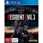 [PS4] Resident Evil 3 $9.95 + Delivery ($0 C&C/in-Store) @ EB Games