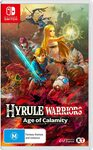 [Switch] Hyrule Warriors: Age of Calamity $30 + Delivery ($0 with Prime/ $39 Spend) @ Amazon AU