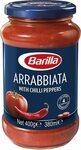 [Back Order] Barilla Arrabbiata Pasta Sauce 400g $2.00 ($1.80 S&S) + Delivery ($0 with Prime / $39 Spend) @ Amazon AU