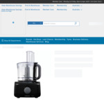 Kenwood Food Processor FDP642BK $99.99 (Was $139.99) Delivered @ Costco (Membership Required)