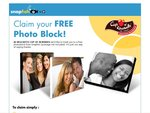 Snapfish- Free Photoblock (Pay Postage)