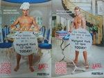 Free Cupcakes and Massage @ Wynyard Park